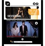 Dizajn sajta za gledanje videa