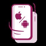Smartphone apps design COMBO