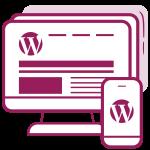 Full Wordpress sajt/blog - Kompletan, napredan i potpuno responsivan Wordpress sajt sa galerijama, slajderima i većim brojem stranica