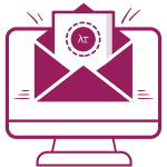 Newsletter design - Promote and communicate with your clients and users with beautifully designed newsletter.